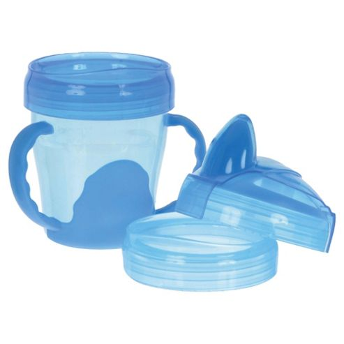 Vital Baby 3-Stage Trainer Cup - Blue