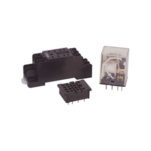 Min 5A Double Pole Double Through (Double Pole Double Through (DPDT) 12VDC