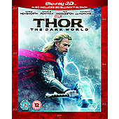 Thor: The Dark World - 3D Bluray