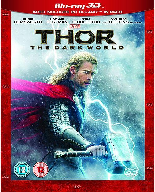 Thor: The Dark World (3D Blu-ray)