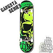 Madd Gear Gangsta Series Corpo Complete Skateboard