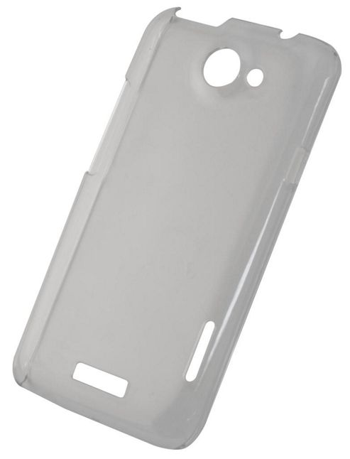 Tortoise™ Hard Shell Case HTC One X Clear