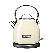 5KE1222BAC 1500w Dome Kettle with 1.25L Capacity