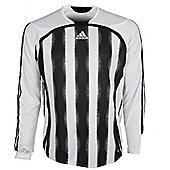 Adidas Aquilla Climacool Long Sleeved Football Shirt Jersey - Multi