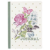 Bloom Soft Polka A5 Journal