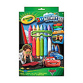 Crayola Disney Cars 2 - 3D Activity Set
