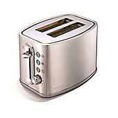 Morphy Richards 44871 Elipta 2 Slice Toaster - Brushed Stainless Steel