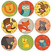Petit Collage Animals and Babies Memory Game