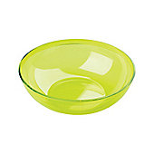 Lime Green Side Bowls - 400ml, Pack of 4