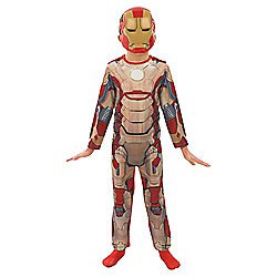 Marvel Iron Man 3 Medium 5-6Yrs