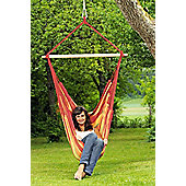 Amazonas Brasil Hanging Chair in Papaya