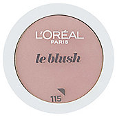 L'Oréal True Match Blush 115 True Rose 5g