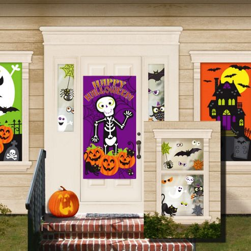 Buy Halloween Decorations Kit - 1.65m from our All Party