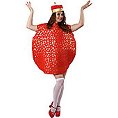 Adult Christmas Bauble Costume