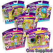 Polly Pocket Cutants Themed Figure and Accessories Set