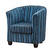 Sofa Collection Francois Tub Chair - Blue