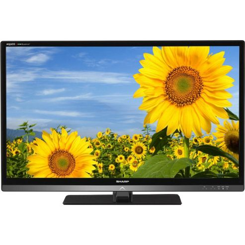 Sharp SHALCDTV60LE651 60 inch LCD TV Black