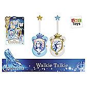 Cinderella Walkie Talkies