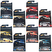 Hot Wheels Porsche: Complete set of 8 Diecast Cars