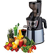 Whole Fruit Cold Pressed Slow Juicer in Stainless Steel