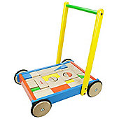 Bigjigs Toys BB024 Baby Walker