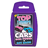 Top Trumps - Girls v Boys Cars