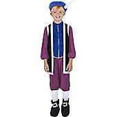 Tudor Boy - Child Costume 4-6 years