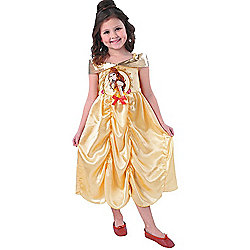 Story Time Belle - Child Costume 5-6 years
