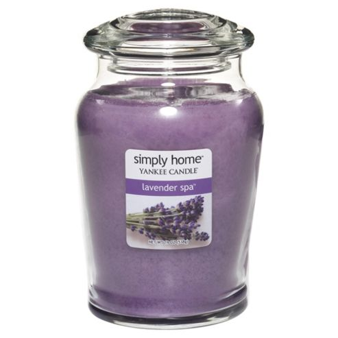 Yankee Candle Jar Lavender Spa Large