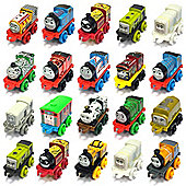 Thomas and Friends Minis 4cm Engines - Mega Value 10 Pack (No Duplicates)