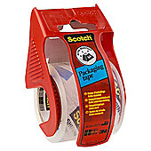 Scotch Dispensered Parcel Tape Clear