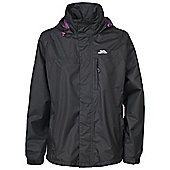 Trespass Ladies Lanna Waterproof Jacket - Black