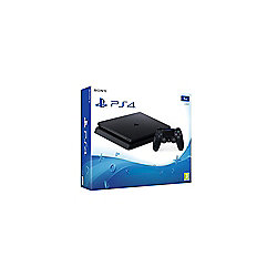 PS4 Slim 1TB Blu-Ray console (Black New D Chassis)