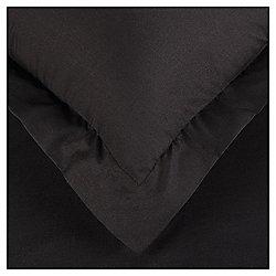 Oxford Pillowcase Twinpack - Black