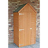 Finewood Tall Tool Wooden Garden Shed, 3x2ft