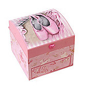 Ballet Shoes Musical Chest Jewellery Box