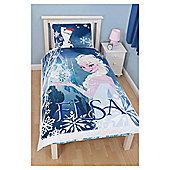 Disney Frozen Elsa and Olaf Duvet Set Single