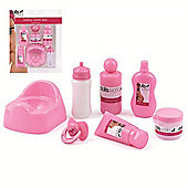 Dolls World Baby Care Set