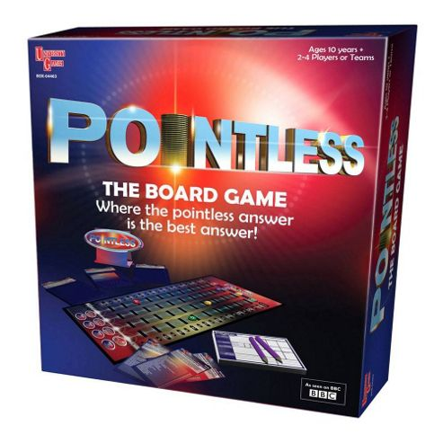 Pointless - Board Game - University Games