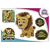 CLUB PETZ KOKUM THE LITTLE LION