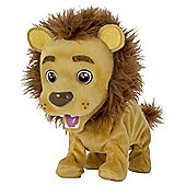 Club Petz Kokum The Little Lion Interactive Soft Toy