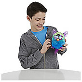 Furby Boom Crystal Green to Blue