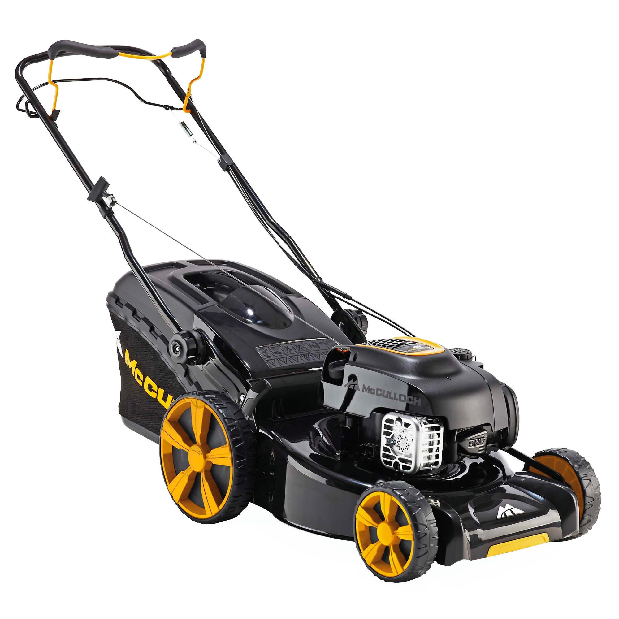 McCulloch M46-140WR - Petrol Lawnmower at Tesco Direct