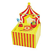 Bigjigs Toys BJ185 Theatre Music Box