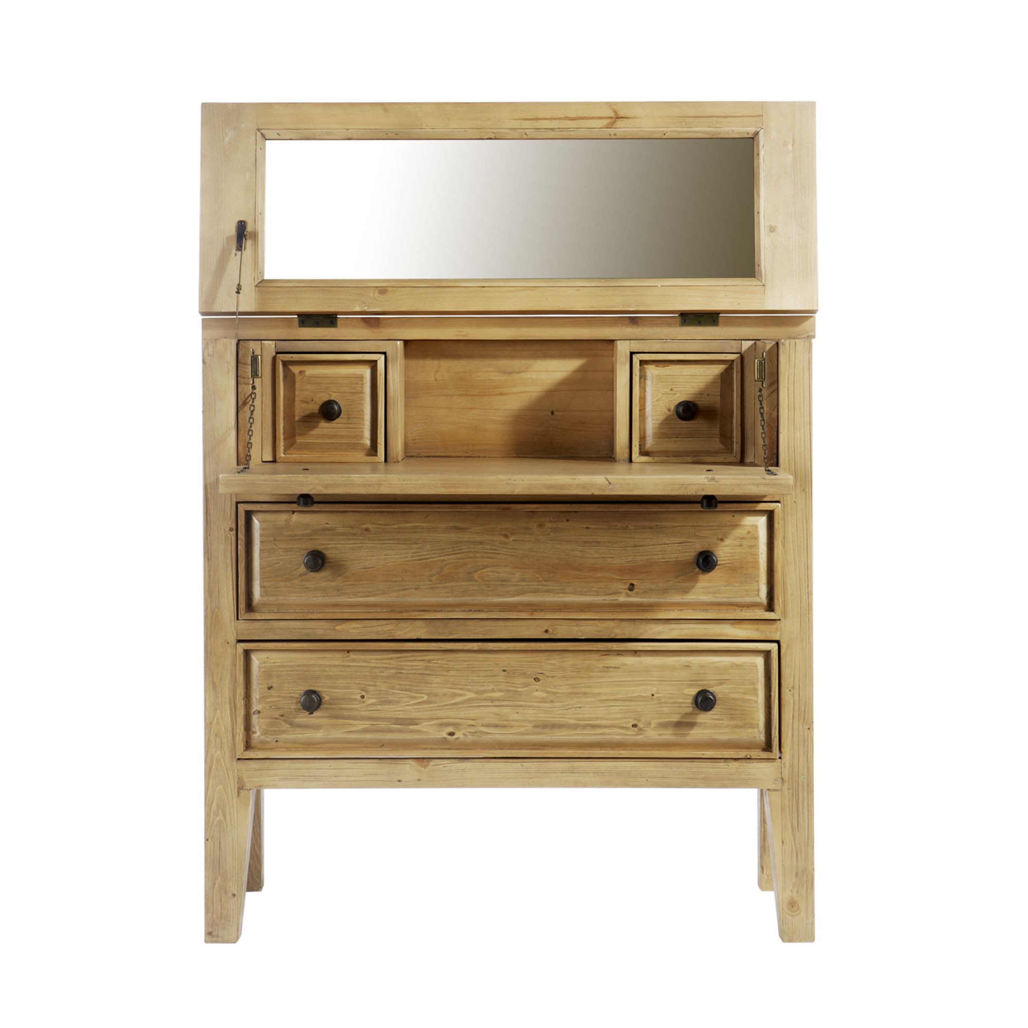 Elements Roma 2 Over 3 Drawer Chest at Tesco Direct