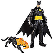 Batman Power Attack 15cm Figure - Tiger Blast Batman