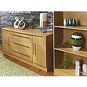 Welcome Furniture Living Room Bookcase - Modern Oak