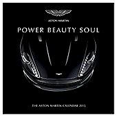 Aston Martin 2015 Calendar