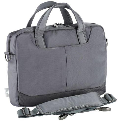 Falcon 13 inch ultrabook / netbook case. Grey unisex laptop case.