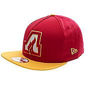 New Era Cap Co Said Snap NHL Vintage Atlanta Flames Snapback Cap - Red